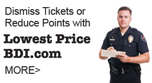 Dismiss Tickets or Reduce Points on your license with Lowest Price BDI Florida